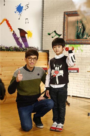 林志炫携学生上秋晚 《音乐大师课》第二季招募