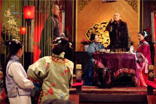 《宫3》演李代桃僵 肜耀忠代人受罪屡遭暗算