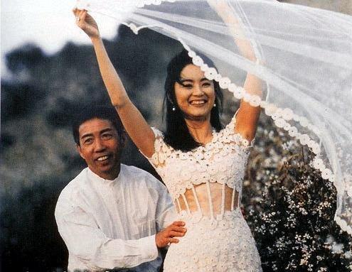 """全面解读女星""""豪门婚礼"""":林青霞开奢华先河"""