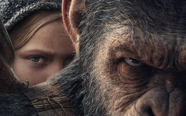《猩球崛起3》揭秘新角色 可爱女孩燃人性之火