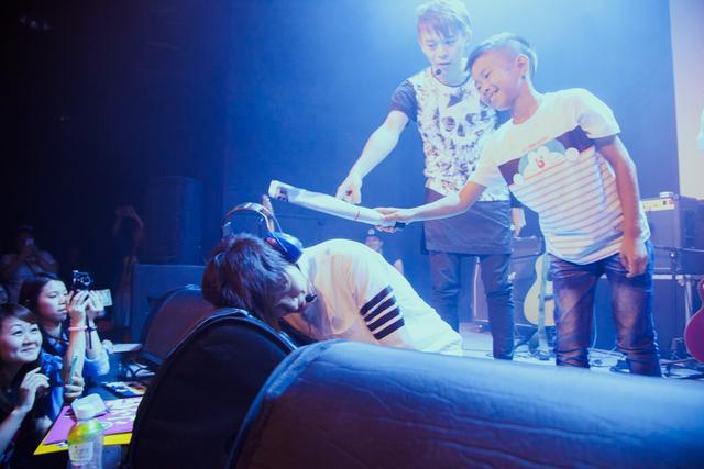 强辩乐团三明三暗巡回演唱会即将在香港开唱