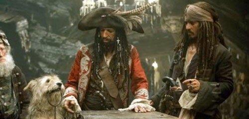 摇滚巨星基思·理查兹再度客串《加勒比海盗4》