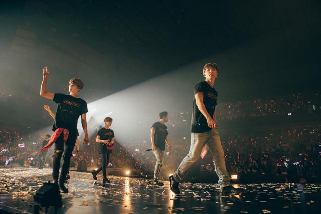 iKON深圳演唱会开唱在即 引爆全新视听盛宴