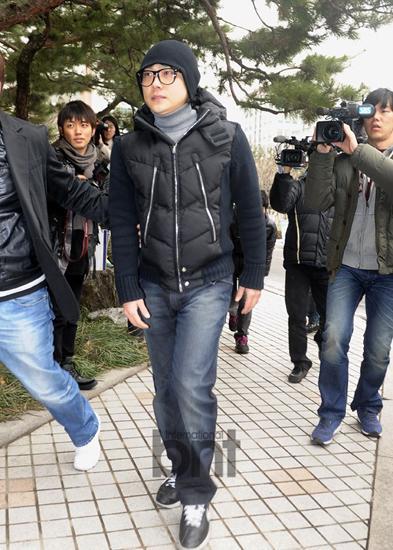 前偶像NRG团体成员李成真涉嫌酒驾被查处