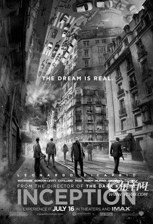 《盗梦空间》北美票房三连冠 内地9月2日上映