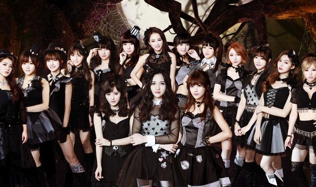 SNH48第2届总选举汇报MV《万圣节之夜》首发