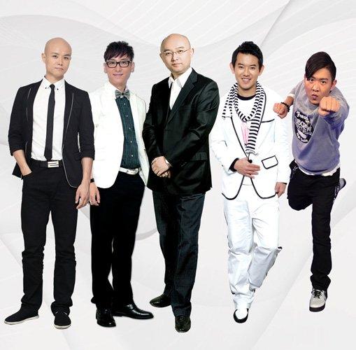 江苏卫视2010跨年演唱会五位主持曝光 孟非领衔