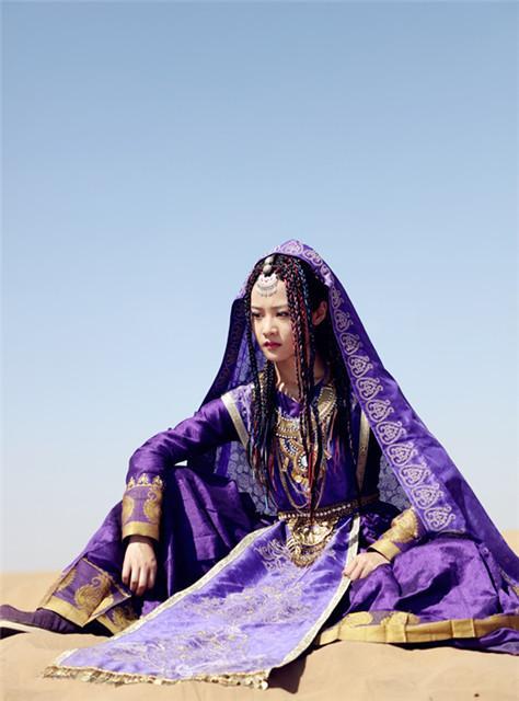 《新龙门客栈》杀青 许龄方化身狼族公主拍打戏