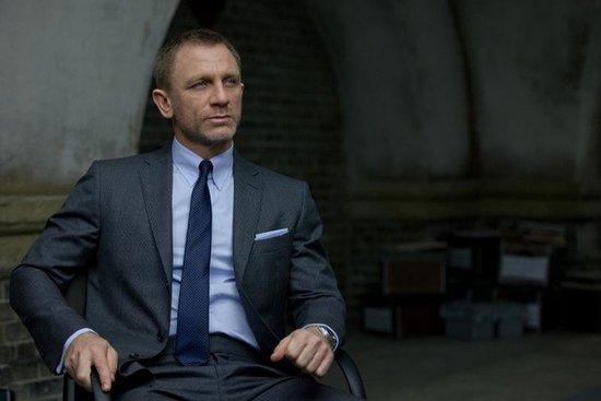 专访丹尼尔·克雷格:我不能把007这个品牌搞砸