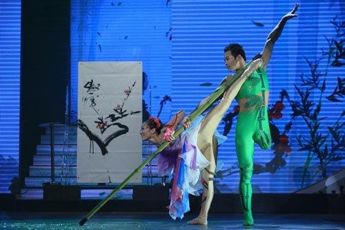 """达人六强翟马组合:""""跳的是舞蹈不是残疾"""""""