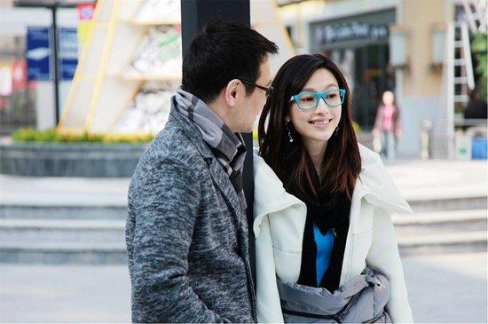 《男人帮》上海热拍 汪俊张俪当街上演爱情角逐