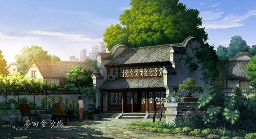 动画电影《梦回金沙城》 追求人与自然和谐统一