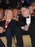 意大利总统和文化部长