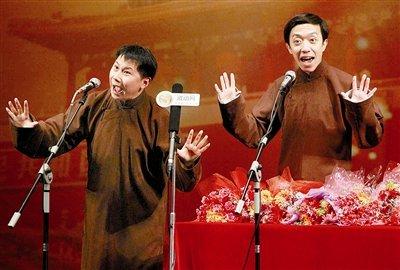 何云伟、李菁商演对擂郭德纲 售票情况都很差