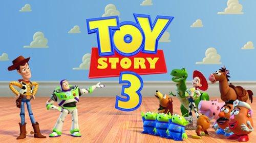 北美票房:动画片《玩具总动员3》票房口碑双赢