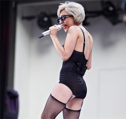 Lady Gaga透露灵感不断 第三张专辑仍在制作中