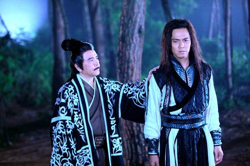 《天涯明月刀》贵州热播 侠客钟汉良重出江湖