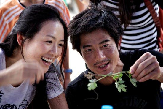 章子怡感谢电影《最爱》 记录自己最好的时光