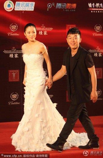 电影节闭幕式星光Top15 Angelababy甜美抢镜