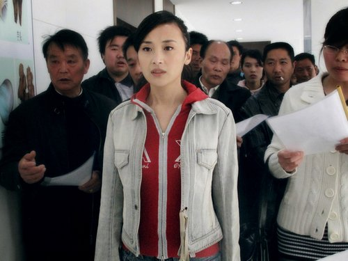 傅淼担纲《潮人》女一号 乡村版《奋斗》热拍