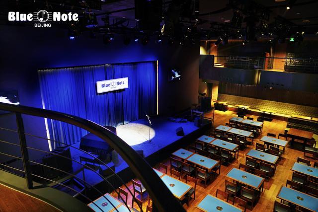 关于 blue note 爵士俱乐部