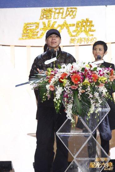 冯小刚获星光成就殊荣 《子弹》大热甄子丹称帝