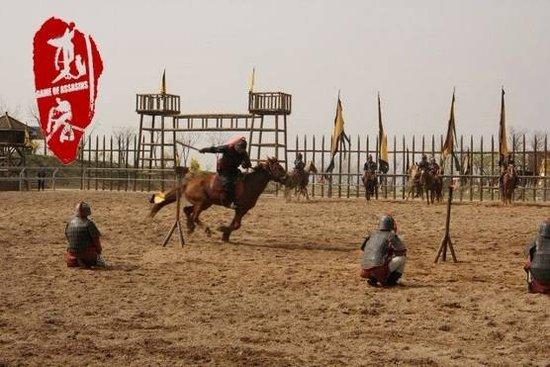 《刺客》激战场景挥重金 展楚王与魏王巅峰对决