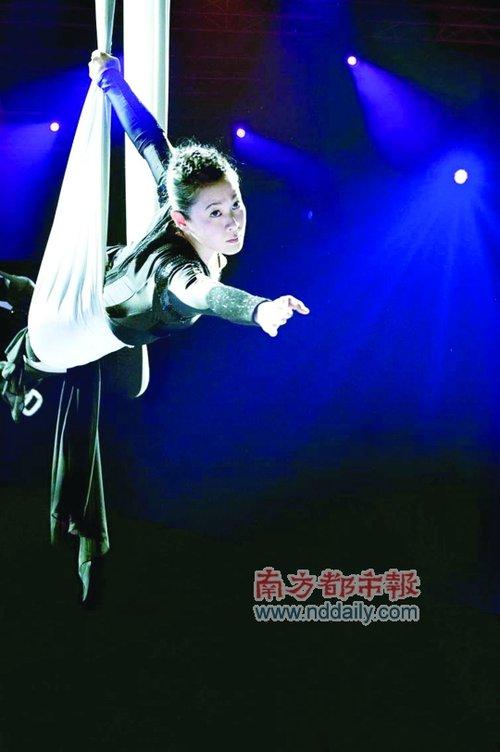 刘若英世界巡演8月7日广州站 听她讲恋爱的故事