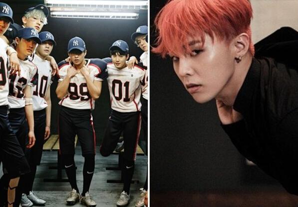 BigBang权志龙讽刺EXO不懂创作 因两方粉丝骂战