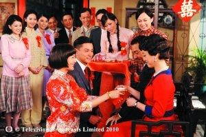 邓萃雯霸气出演《巾帼2》 首集收视超《公主》