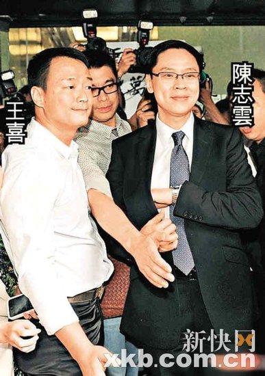 """王喜控诉TVB迫害""""迷云党"""" 讽刺无线安排配角"""