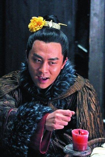 《新水浒》男色当道 杜淳版西门庆亮相惹争议