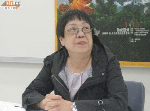 许鞍华称拍电影不讲政治 不肯透露下一部戏题材