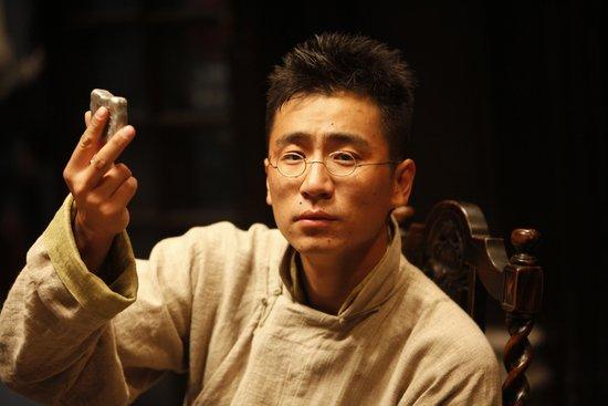 《让子弹飞》演员简介——危笑 饰 老七
