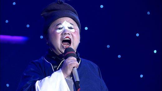 我家有歌星:向延红,小丑哥挑战帕瓦罗蒂