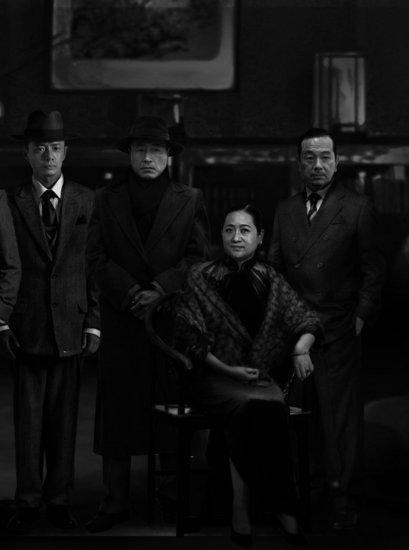 《一九四二》今日公映 张晨光诠释民国风云人物