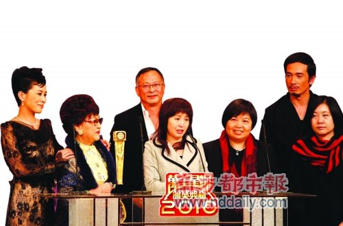 TVB台庆破收视最高点 半数意见替《巾帼2》不平