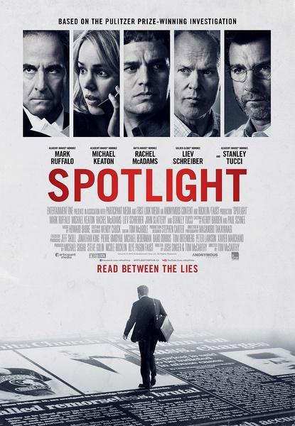 美国一直对非虚构写作的题材感兴趣,今年奥斯卡最佳影片《聚焦》即改编自真人真事