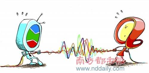 无线、亚视收视率之争再起 双方高层爆口水战