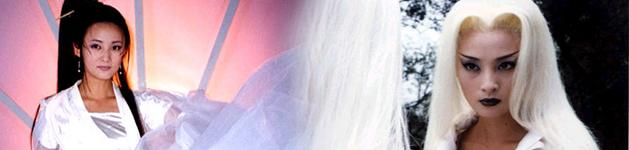 蒋勤勤版《白发魔女传》