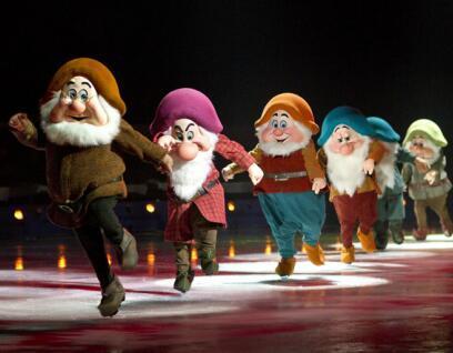 迪士尼冰上舞台剧11月登陆广州 圆梦童话世界
