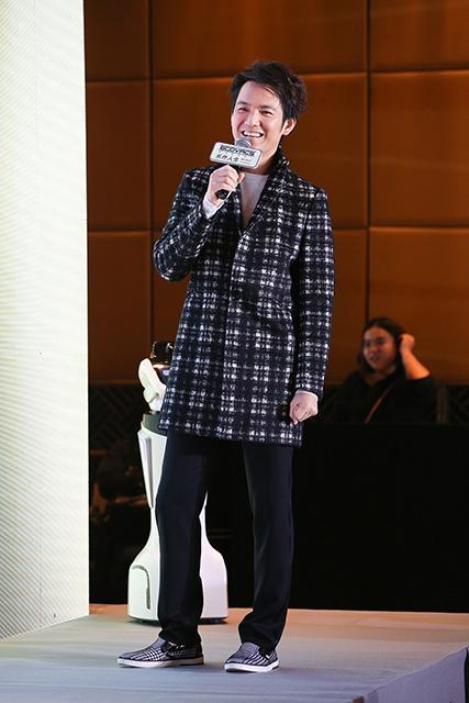 钟汉良上海演唱会造势 称嘉宾不只一个人