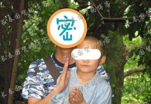 女明星儿子抛弃寺庙 刘涛否认是L女星(组图)_娱