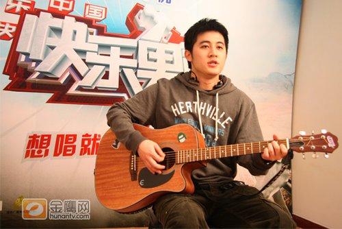 07快男济南十强卷土重来 爵士吉他南京尽显实力