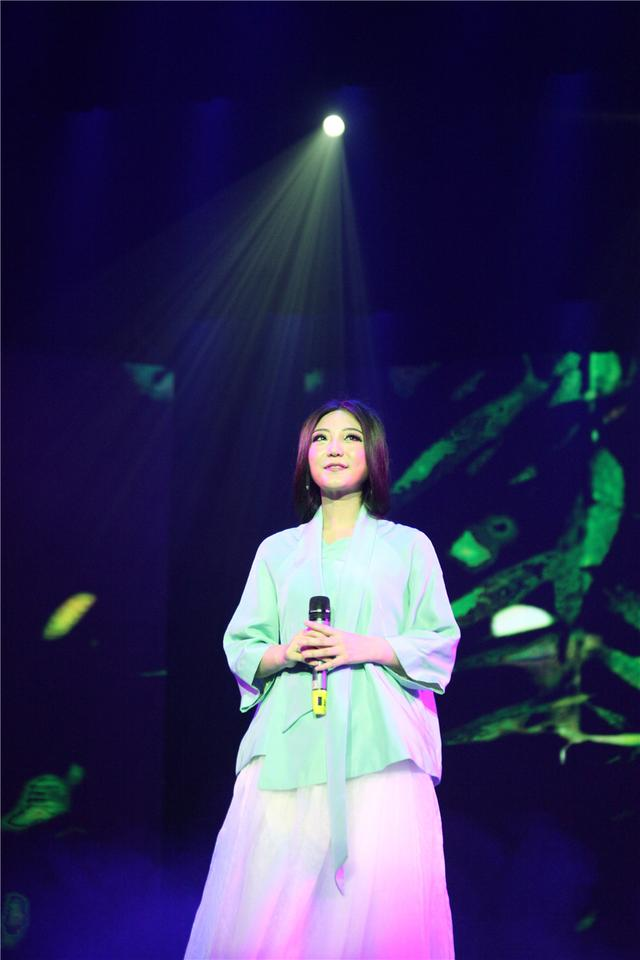刘珂矣歌声助力公益 献唱禅意作品《半壶纱》