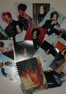粉丝小A当年搜集的H.O.T照片。