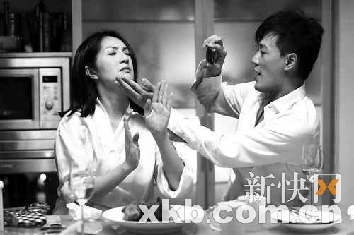 《完美嫁衣》试映 杨千嬅、林峰大胆演吻戏床戏