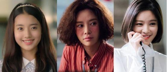 韩剧《她很漂亮》热播