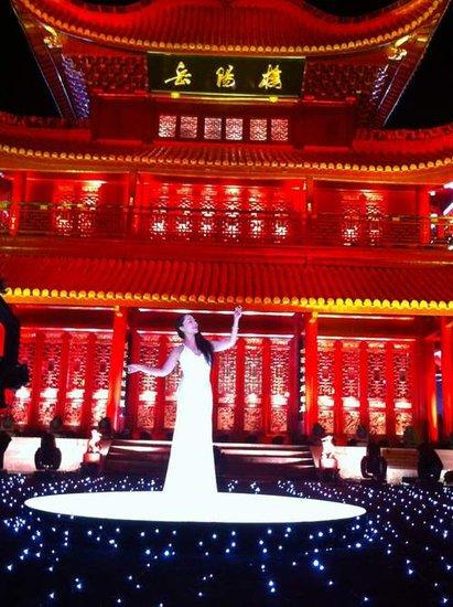 王菲菲献唱央视中秋晚会 新专辑将于年底发行