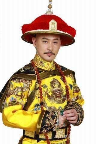 邱心志不怕被比较 坦言自己演的乾隆更像个皇帝